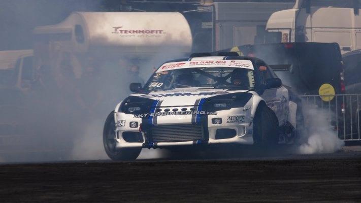 Autoaufkleber drift car design
