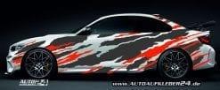 Autoaufkleber, car Wrap design, carwrapping, Auto folieren, Autofolierung