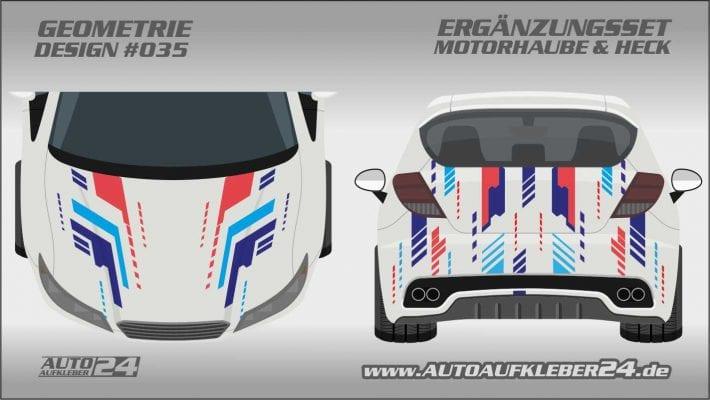 Motorhauben Design