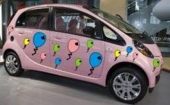 Autoaufkleber Aufkleber Seitenaufkleber