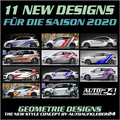 Autoaufkleber Aufkleber KFZ Folierungen 2020