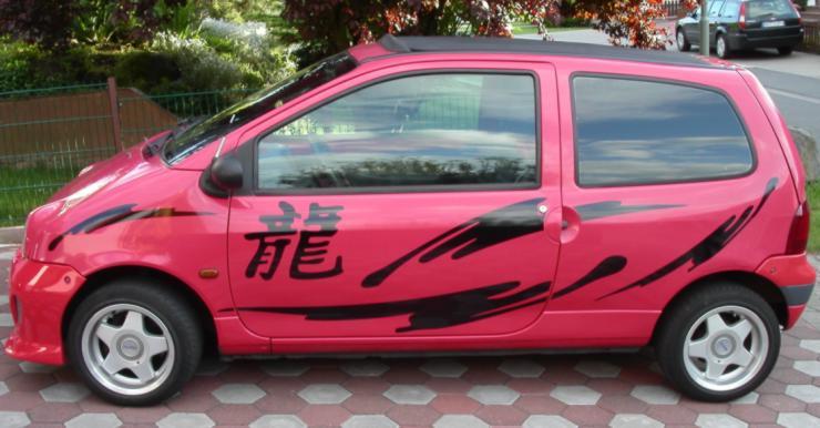 Japanische Schriftzeichen Sticker Aufkleber By Autoaufkleber 24