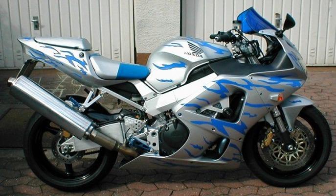 Motorrad Aufkleber Dekore Shop