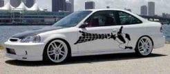spiderman Autoaufkleber Aufkleber Seitenaufkleber
