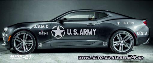 US Army Aufkleber Auto Design Autoaufkleber
